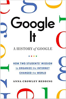 "Book cover of ""Google It"""