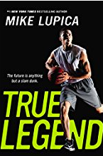 True Legend book cover