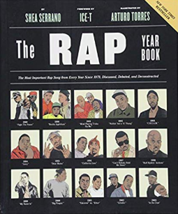 The Rap Yearbook book cover