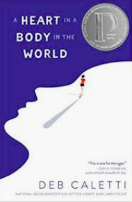 A heart in the body in the world book cover